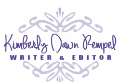 Kimberly Dawn Rempel, Writer & Editor